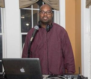 The DJ.
