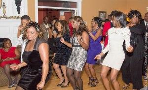 A line dance!