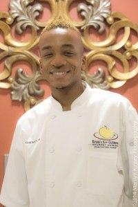 Kris Kyler, a fantastic chef!