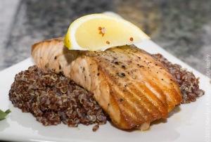 Salmon & Quinoa