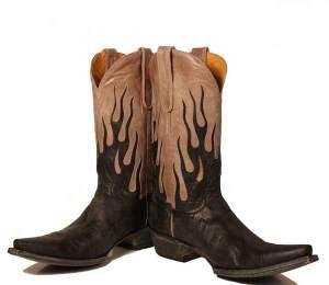 FLAMEScowboy-bootsR.Soles_