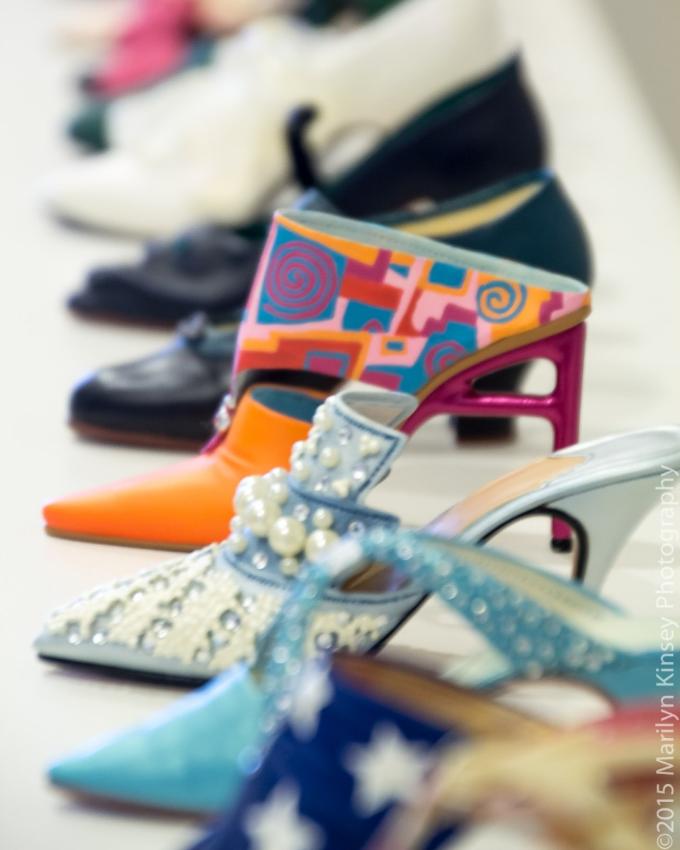 For Shoe Lovers Only Week 9 Miniature Shoe Collection