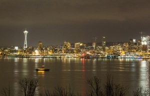 Seattle @ Night-16