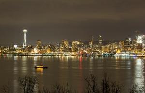 Seattle @ Night-16