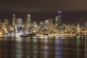 Seattle @ Night-19