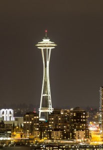 Seattle @ Night-27