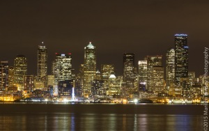 Seattle @ Night-28