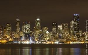 Seattle @ Night-28