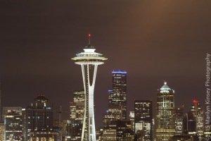 Seattle @ Night