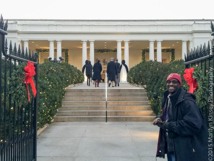 East Visitor Entrance