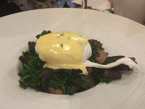 Truffle Mushroom Benedict