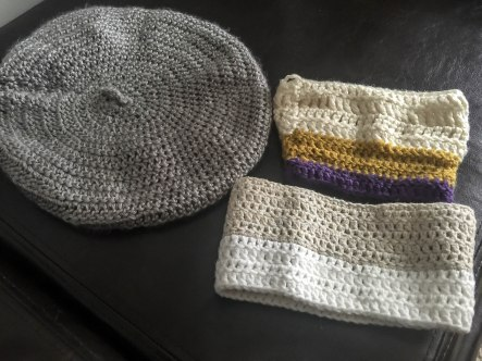Crocheted Samples