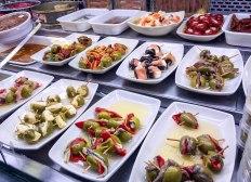 Olive Bar