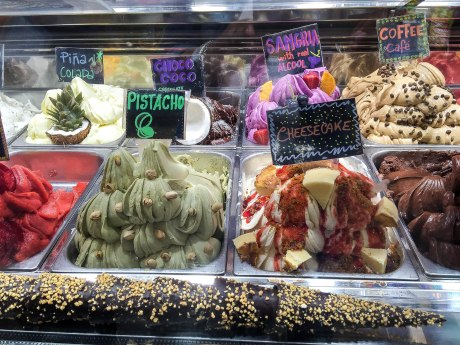 The Best Gelato Ever!
