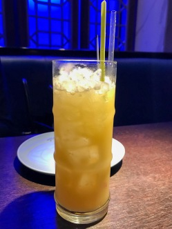 Lemongrass and Jasmine Tea - This drink was so delicious!
